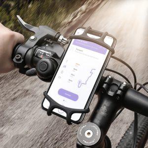 Telefoni hoidja jalgrattale