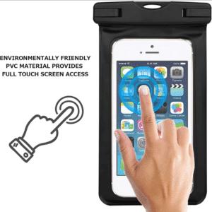 veekindel mobiilikott