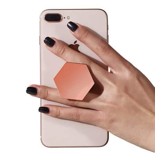 Luksuslik sõrmehoidja