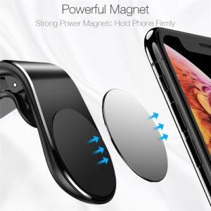 magnetiline telefonihoidja