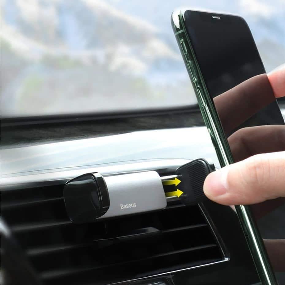 baseus telefonihoidja autosse
